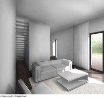 Rendering Wohnung